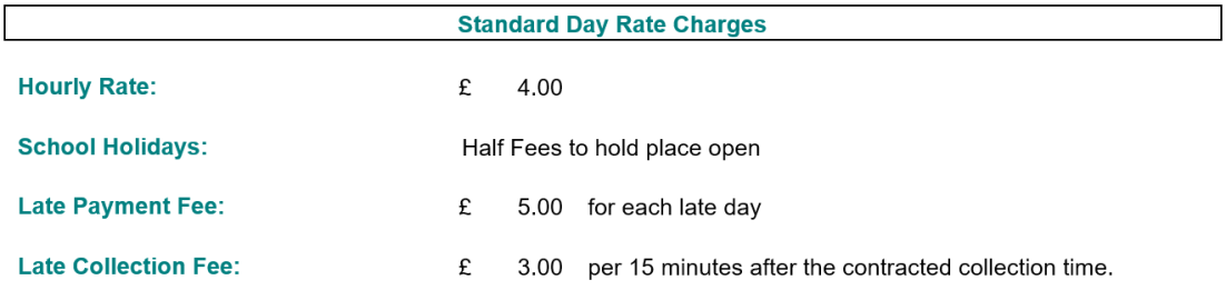 standard-day-rate-charges